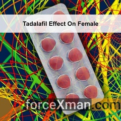 Tadalafil Effect On Female 311