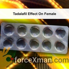 Tadalafil Effect On Female 344