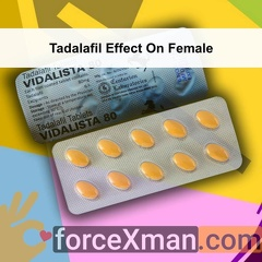Tadalafil Effect On Female 373