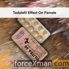 Tadalafil Effect On Female 408