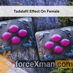 Tadalafil Effect On Female 435