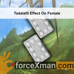 Tadalafil Effect On Female 464