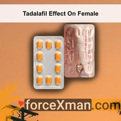 Tadalafil Effect On Female 545