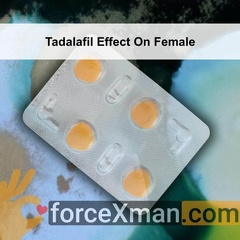 Tadalafil Effect On Female 606