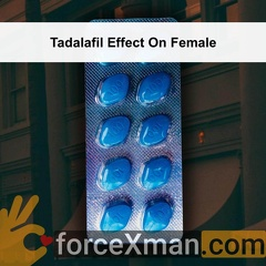 Tadalafil Effect On Female 730