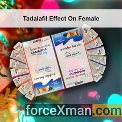 Tadalafil Effect On Female 819