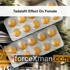 Tadalafil Effect On Female 872