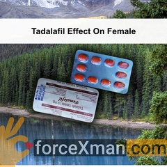 Tadalafil Effect On Female 996