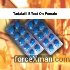 Tadalafil Effect On Female 999